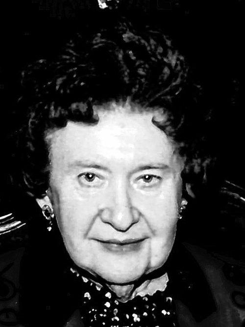 BUTZEK, Gertrude L. (Wisniewska)