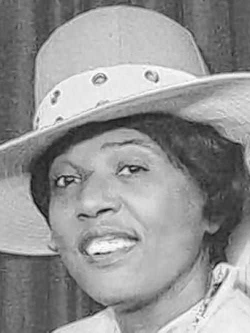 BENSON, Bertha Mae