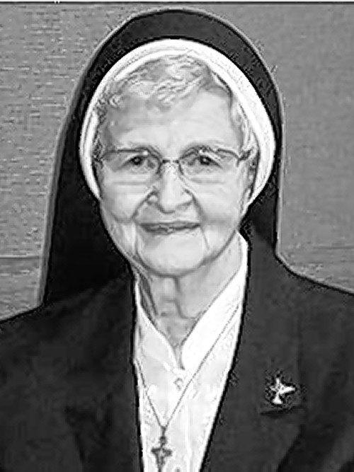 ODACHOWSKI, Sister Mary Esther