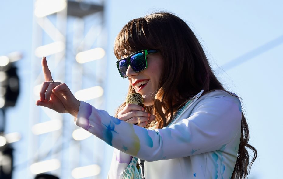 Catch Jenny Lewis in concert at Asbury Hall at Babeville. (Getty Images)