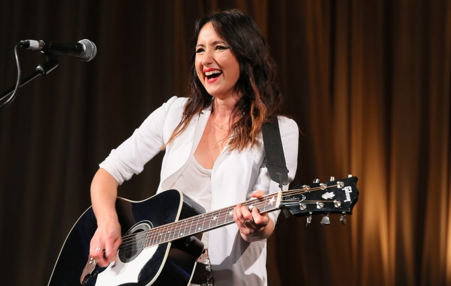 KT Tunstall will perform at Buffalo Iron Works. (Getty Images)