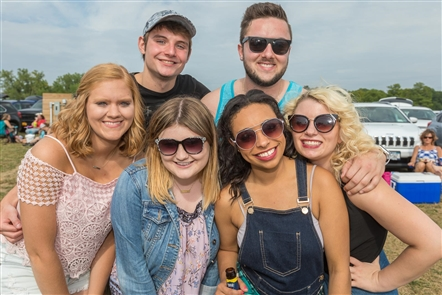Grammy Award-winning country band Lady Antebellum, a harmonizing three-piece, took over Darien Lake Amphitheater on Saturday, July 21, 2018, for a show. See the fans who came out.
