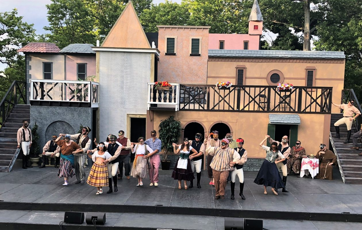 'Much Ado About Nothing' is the next production for Shakespeare in Delaware Park.