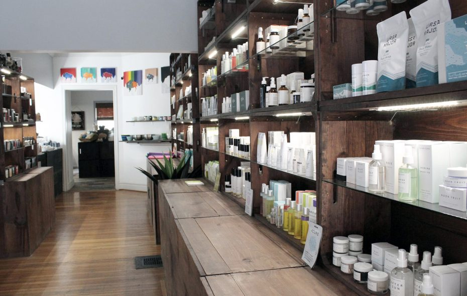 Renew Bath and Body was one of the area's first natural beauty products stores when it opened in 2014. (Michael Constantine)
