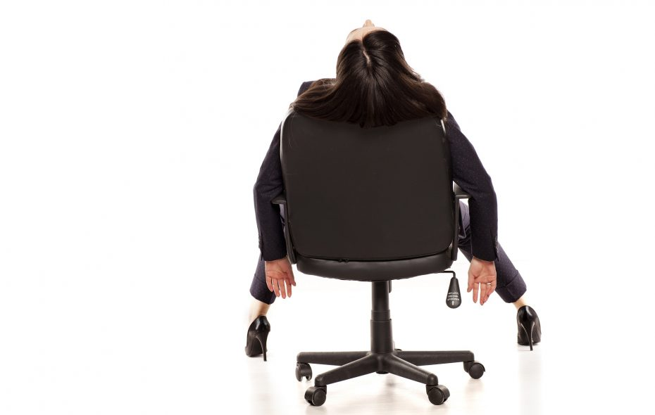 Too much sitting can kill you  An app made in WNY can help