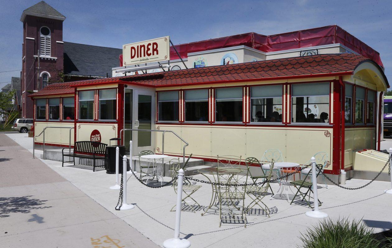 The Swan Street Diner in Buffalo. (Robert Kirkham/News file photo)