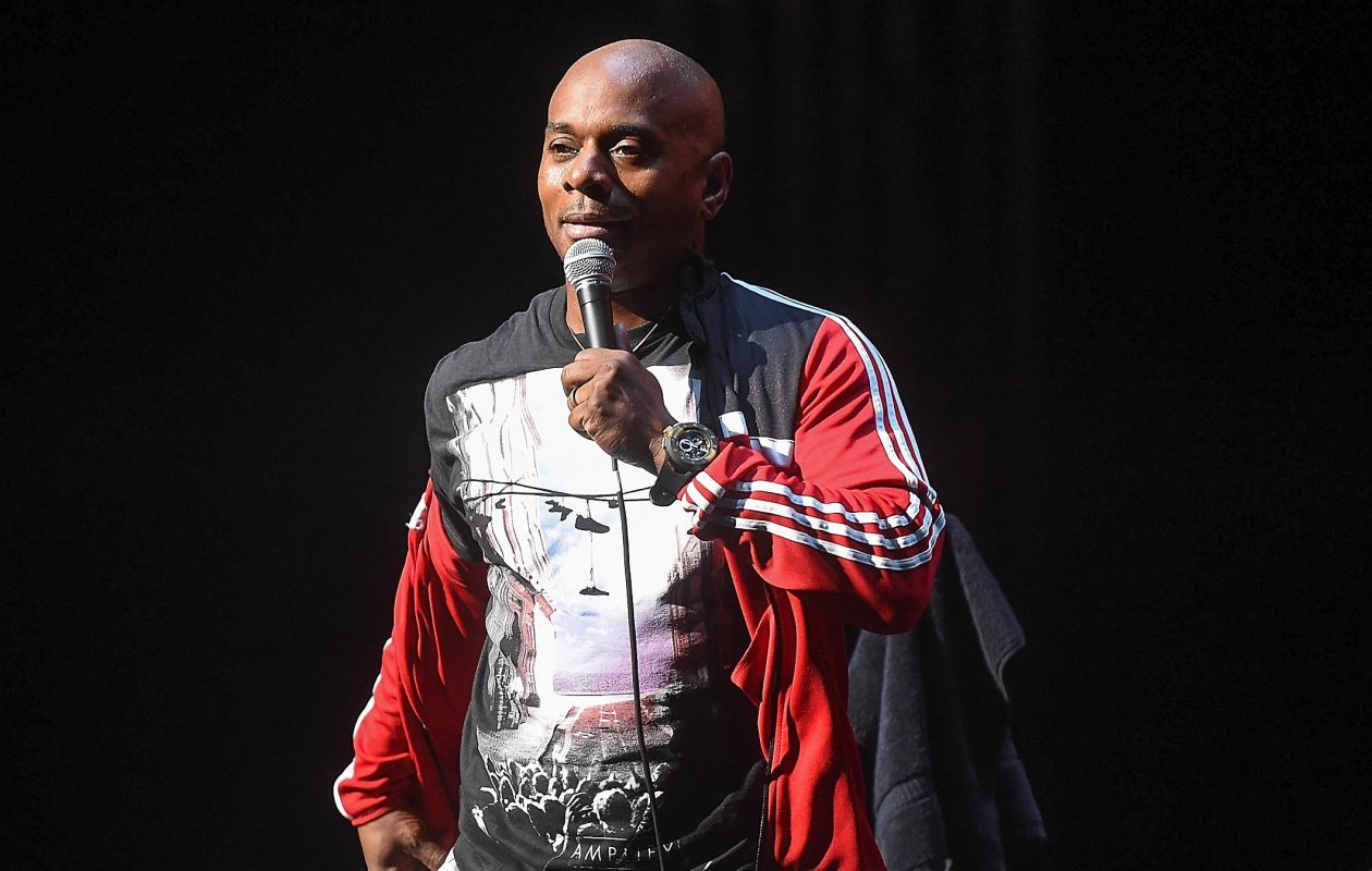 Comedian Tony Roberts will perform five shows at Helium Comedy Club. (Getty Images)