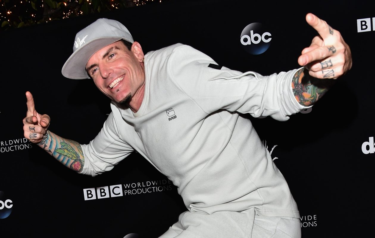 Vanilla Ice will perform at Canalside Live on July 7. (Getty Images)