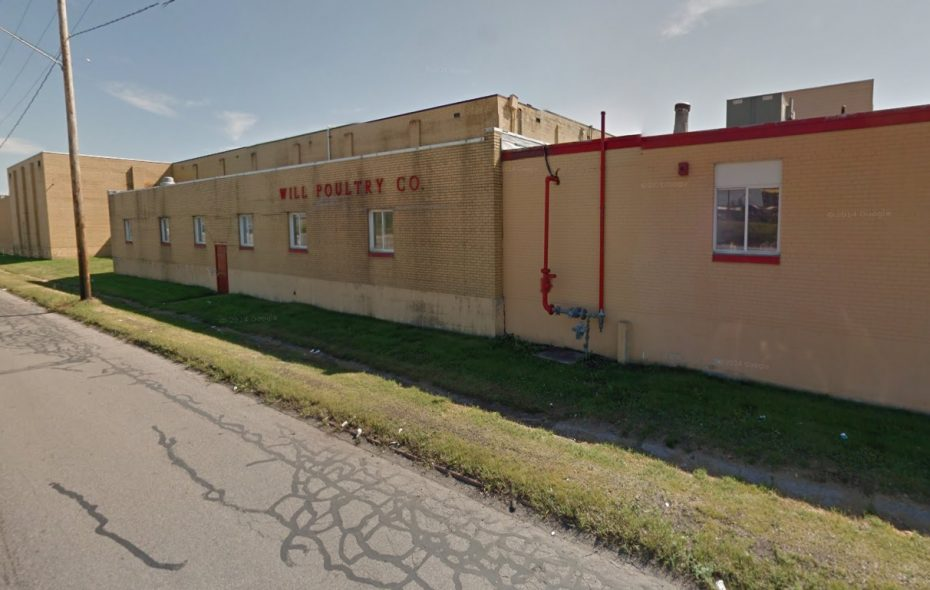 The former Will Foods facility on William Street has been acquired.