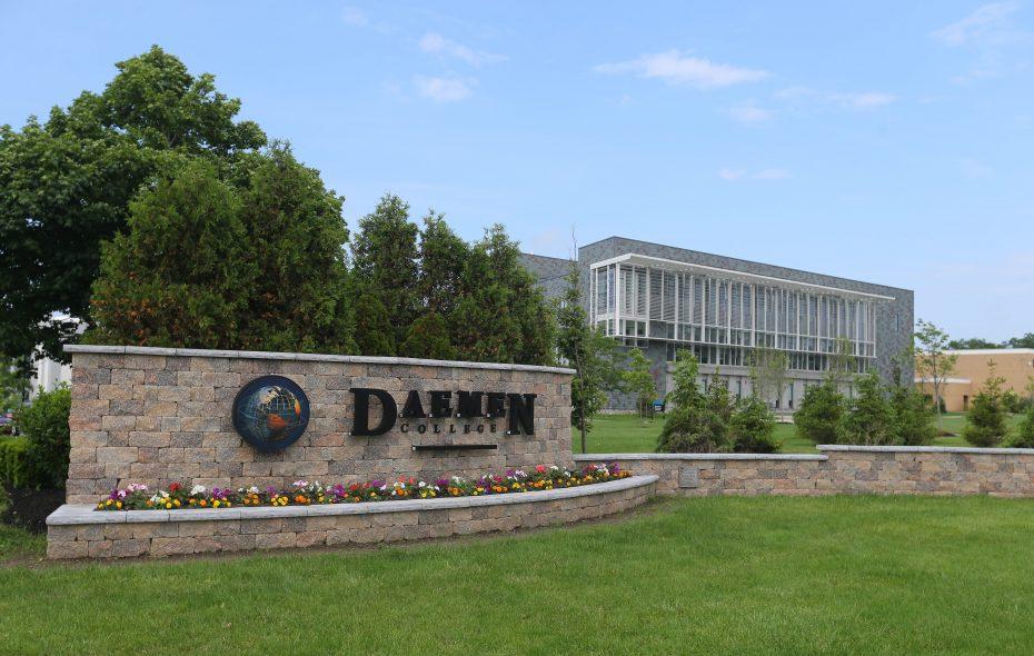 Daemen College. (Mark Mulville/News file photo)