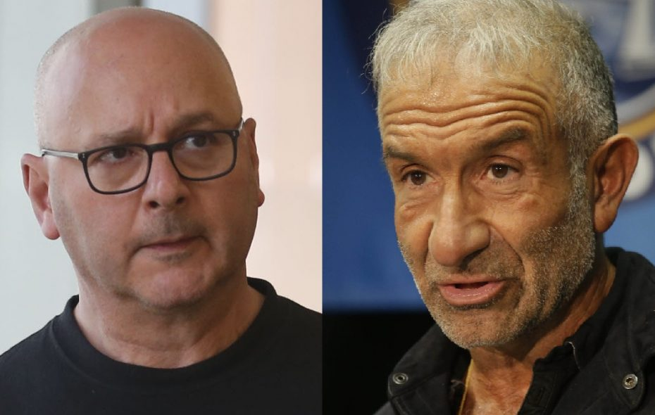 Louis P. Ciminelli, left, and Alain Kalayeros, were convicted Thursday in federal court on corruption charges related to the Buffalo Billion project. (News file photos)