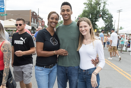 The final day of the Canal Fest of the Tonawandas buzzed along the Erie Canal, which separates Tonawanda and North Tonawanda, on Sunday, July 22, 2018. See who visited the festival vendors and took in the atmosphere for the last time this year.