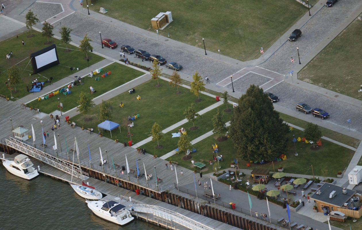 The fourth annual Canalside Auto and Boat show starts Friday. (News file photo)