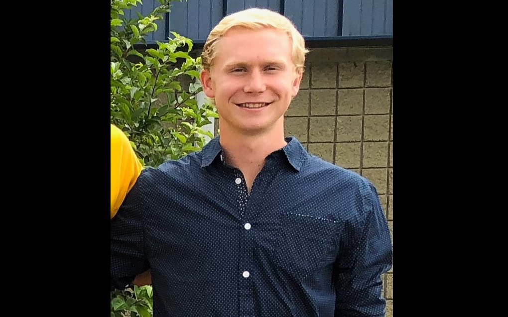 Conor J. Long, 20, was a 2017 graduate of Hamburg High School. (Family photo courtesy Demmerley Funeral Home)