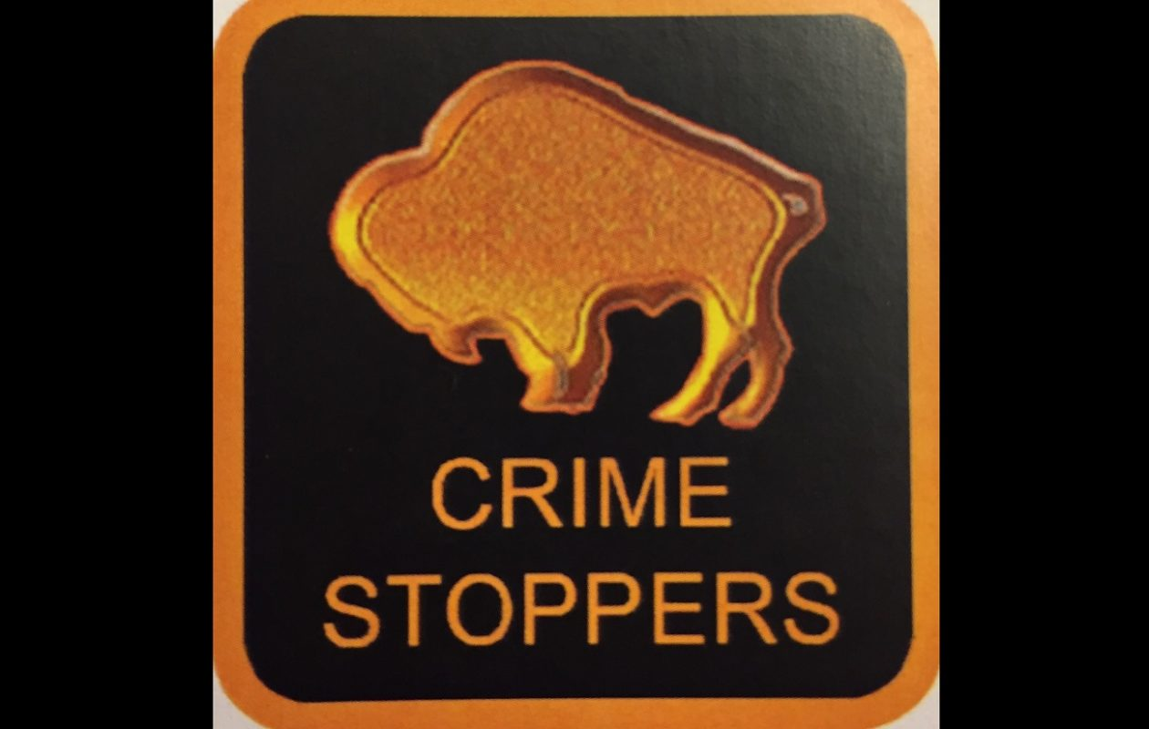 The logo for the new app from Crime Stoppers Buffalo.