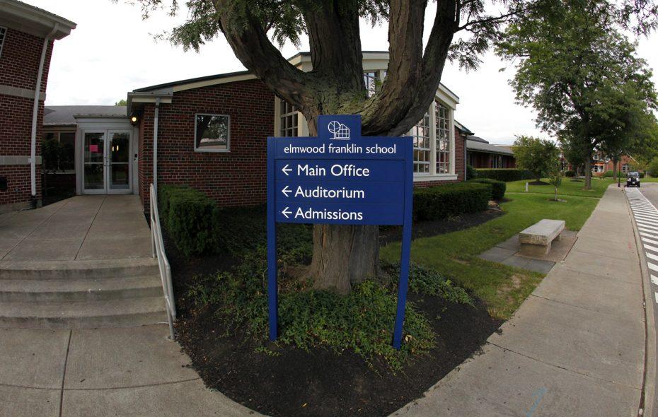 Shellonnee B. Chinn is suing Elmwood Franklin, the school where she worked as a kindergarten teacher until 2015. (Harry Scull Jr./News file photo)
