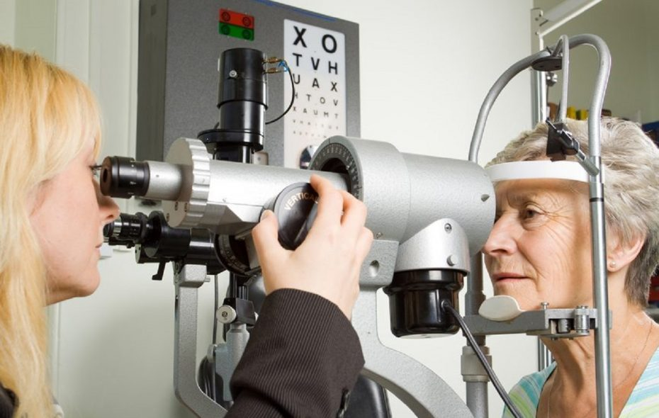 Regular eye exams are important, especially as we move into our older years, and can help diagnose other diseases. (Buffalo News file photo)