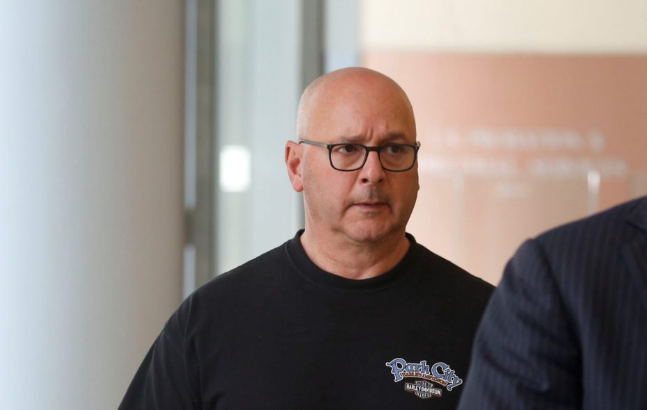 A jury convicted developer Louis P. Ciminelli of fraud and conspiracy charges. (Robert Kirkham/Buffalo News)