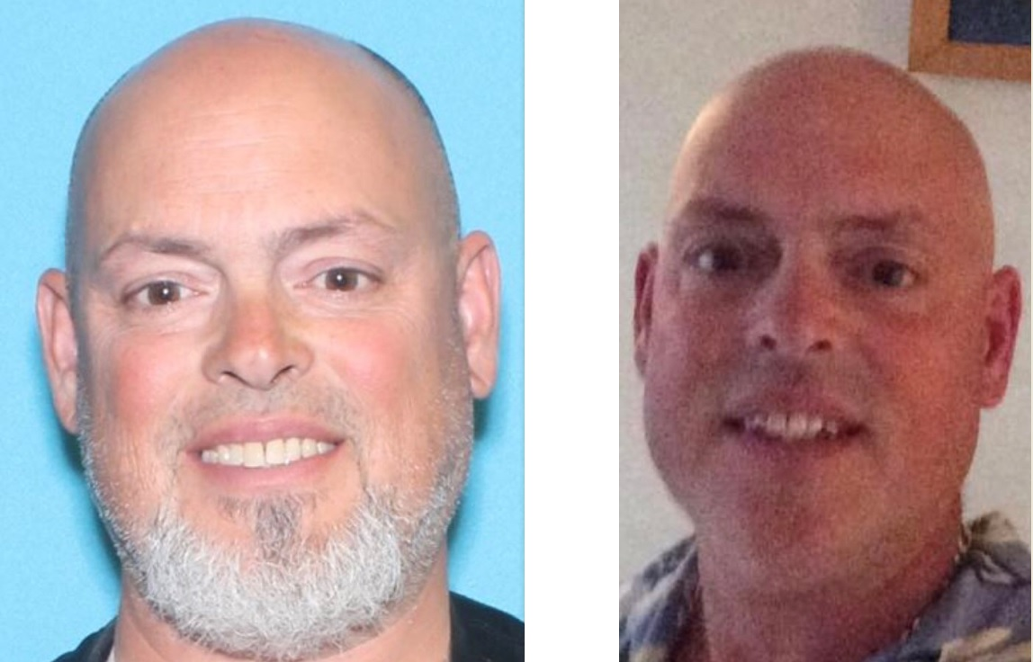 The Livingston County Sheriff's Office has released these photos of suspect David Clyde Morgan.