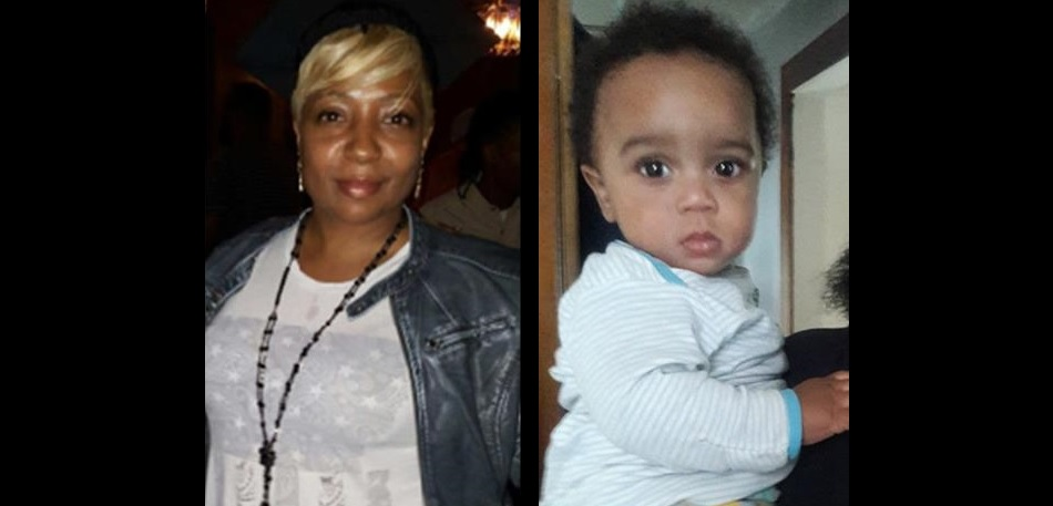 Yvette Johnson and her grandson, Kyrie Johnson, were killed in a quadruple shooting July 2. (Photos courtesy of Crime Stoppers Buffalo)
