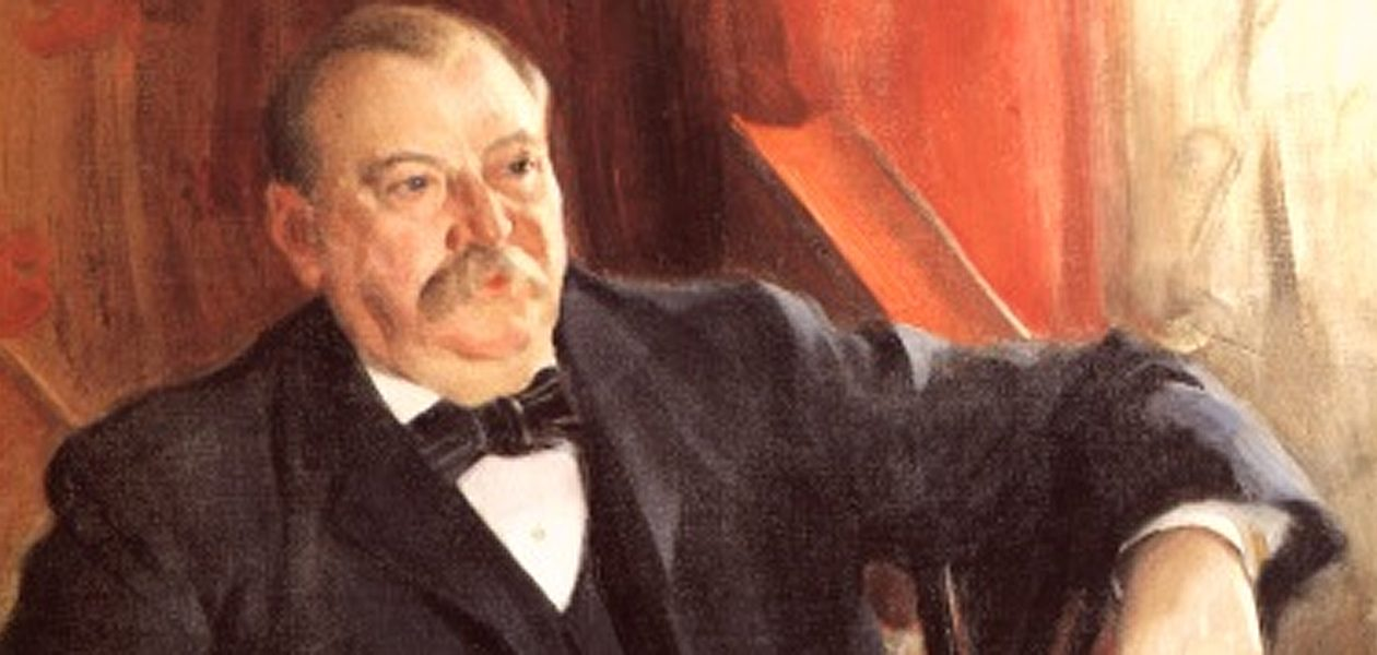 Grover Cleveland lived and worked in downtown Buffalo.