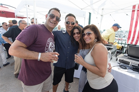 Alumni and friends from Mulligan's Nite Club, Sunset Bay and Mulligan's Brick Bar in Allentown, which is still in operation, all converged upon Templeton Landing on Sunday, July 15, 2018, for a giant party to remember the popular local businesses.