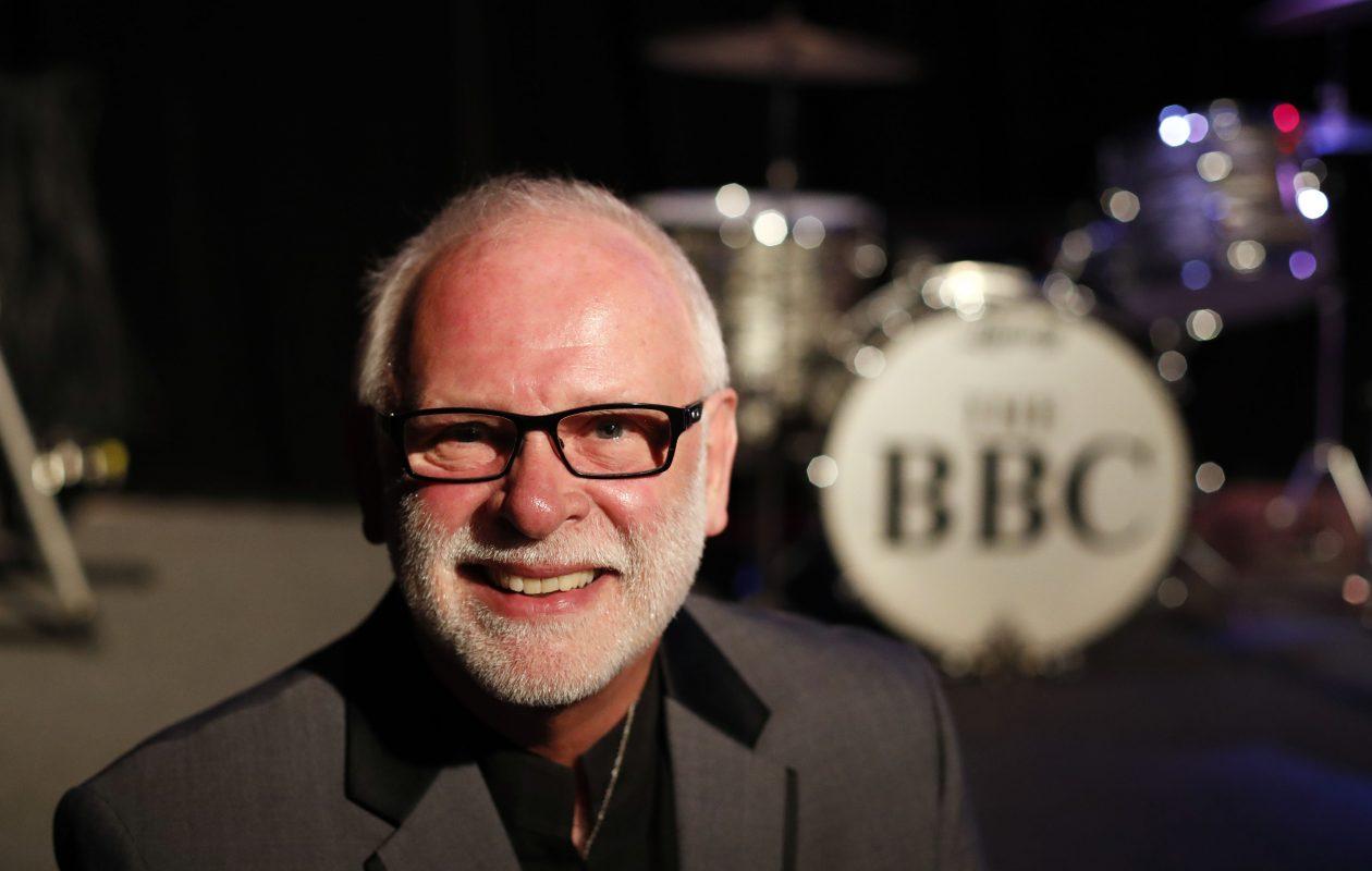 BBC Band drummer Gary Astridge is headed to Liverpool. (Mark Mulville/Buffalo News)