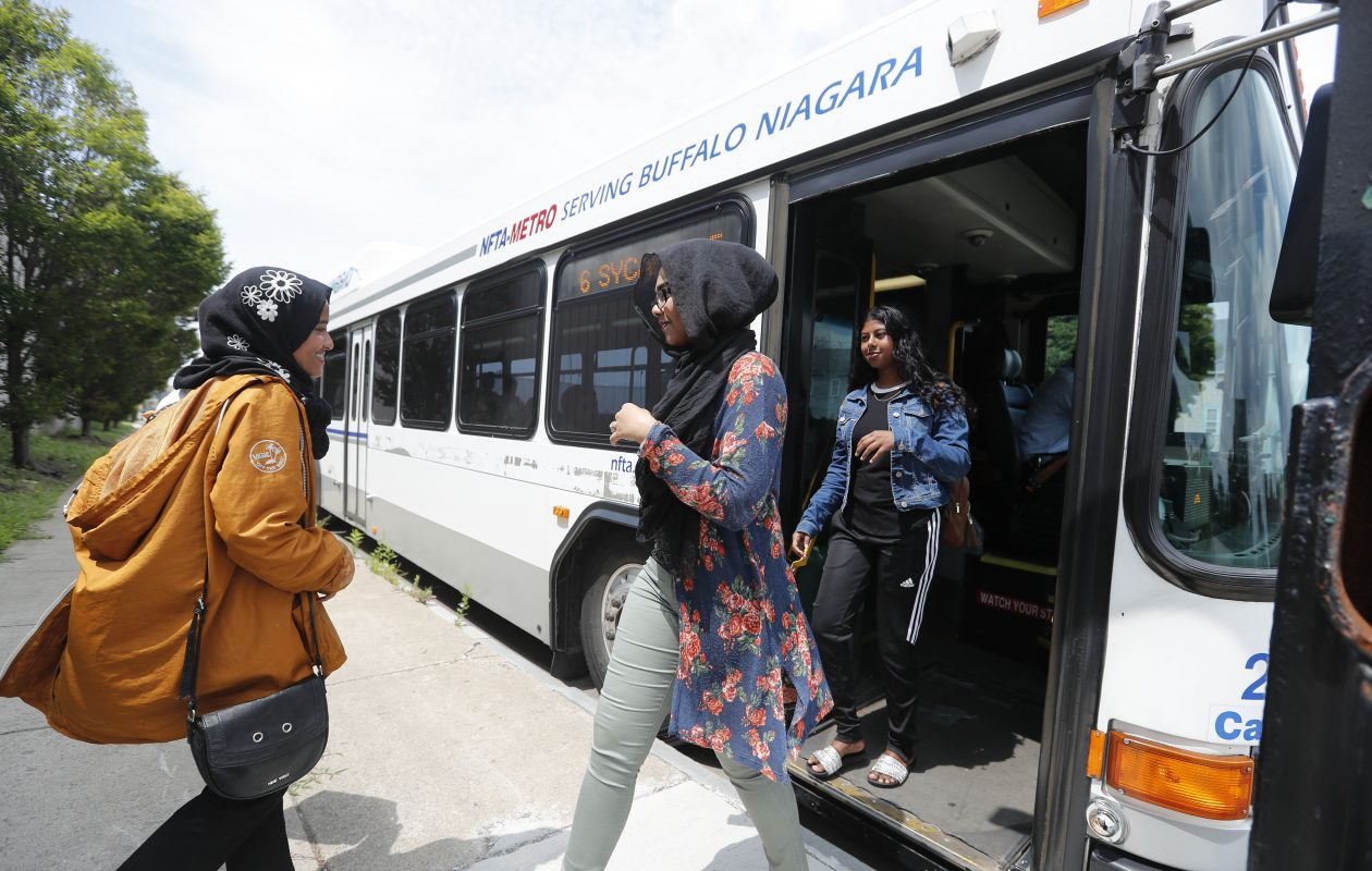 The Buffalo schools and the NFTA appear on the verge of a deal that Superintendent Kriner Cash says would give students more bus and rail options at a lower per-student cost to the district. (Mark Mulville/News file photo)