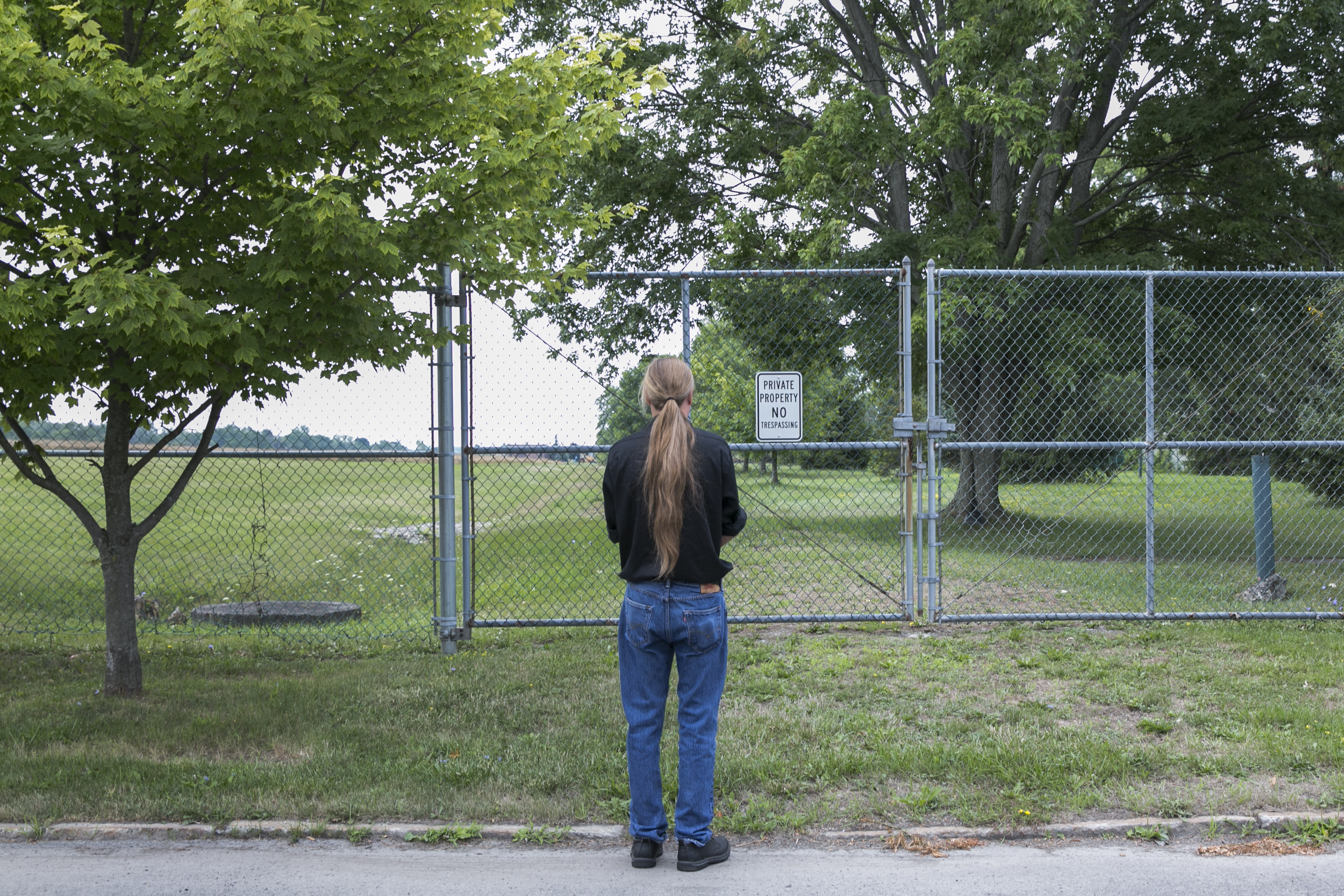 Love Canal today: 'We know what's in our backyard' – The