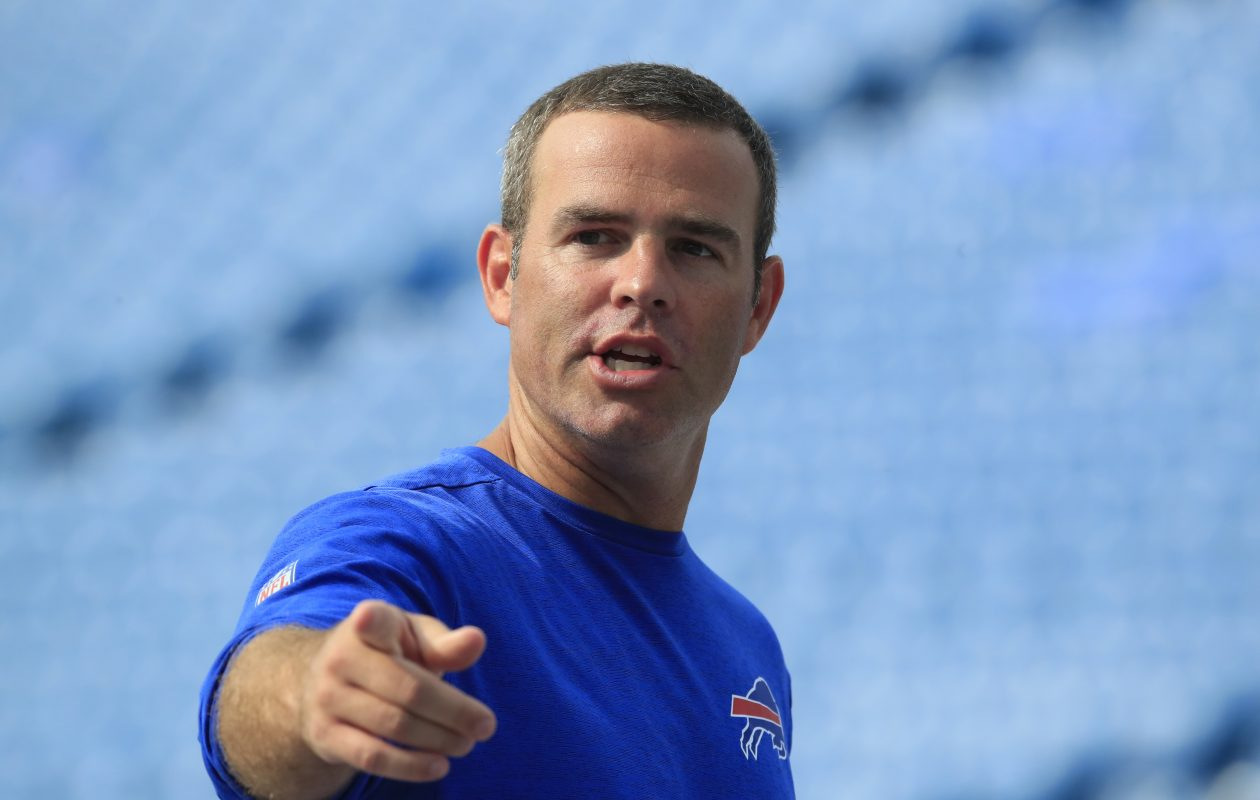 Bills General Manager Brandon Beane said in a letter to season ticket holders: 'We have work to do and we know it.' (Harry Scull Jr./News file photo)