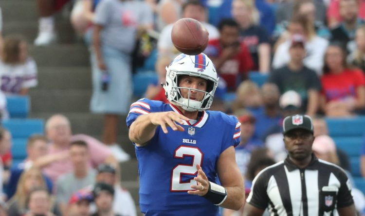 NFL point spreads – The Buffalo News