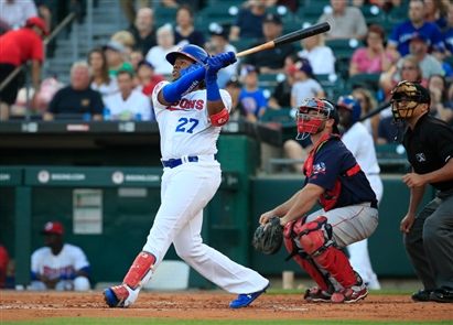 Buffalo Bisons vs. Pawtucket Red Sox