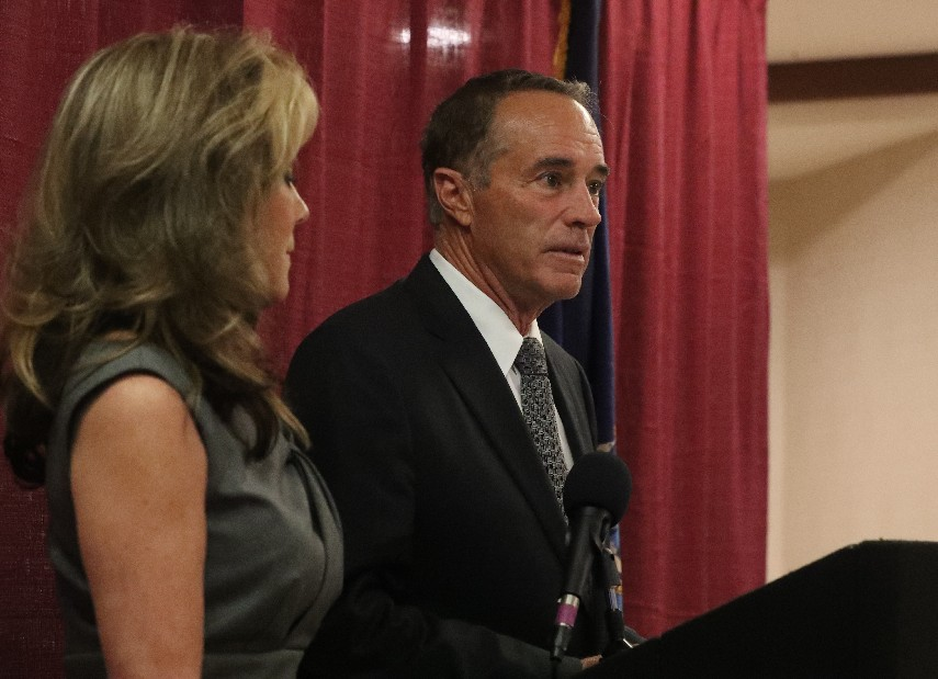 Rep. Chris Collins is silent on what his plans would be if he's re-elected in the 27th District. (James P. McCoy/News file photo)