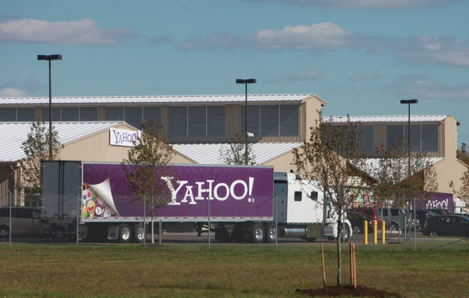 Verizon Media has announced plans for a $28 million expansion of what was originally the Yahoo data center in Lockport. (Buffalo News file photo)