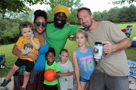 Whether you spy a giraffe, massive spider or irregularly shaped mythological creature, the Griffis Sculpture Park is one of the most unusual destinations in the Buffalo-area. See who hung out in East Otto on Sunday, Aug. 19, 2018, for the park's Summer Festival, featuring Binghamton folk-rock band Driftwood.