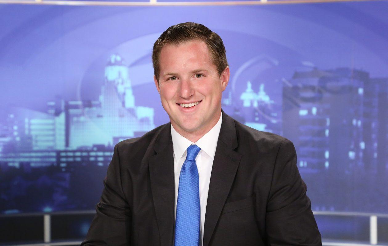 WKBW-TV (Channel 7) reporter Charlie Specht (Courtesy of WKBW-TV)