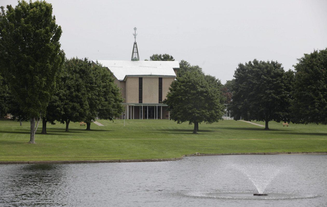 Christ the King Seminary in East Aurora (Derek Gee/Buffalo News)