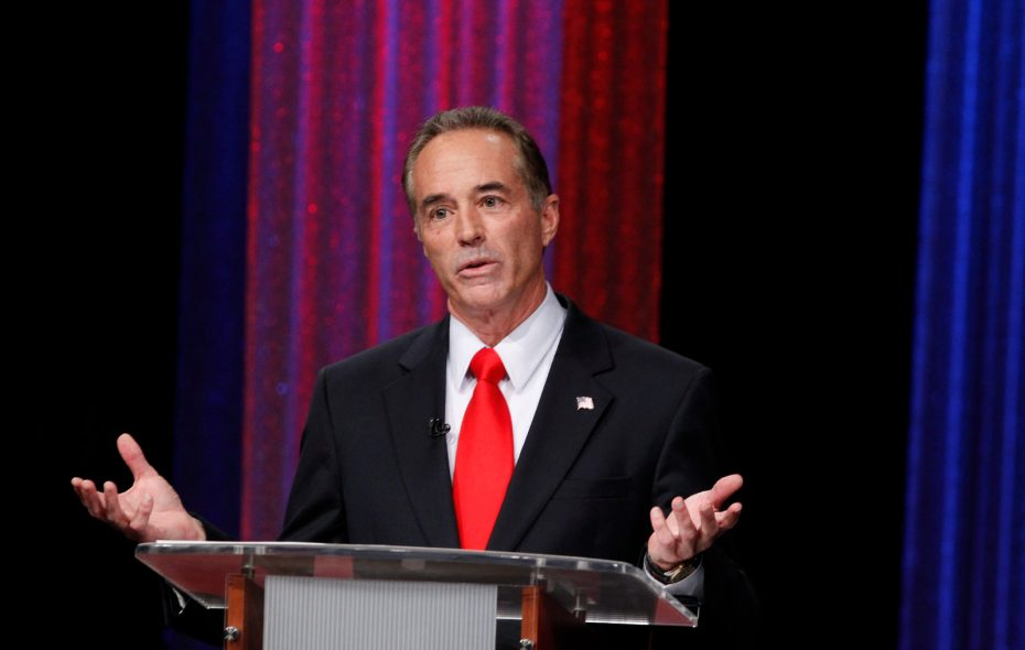 Rep. Chris Collins will stand trial in 2020. (Harry Scull Jr./News file photo)