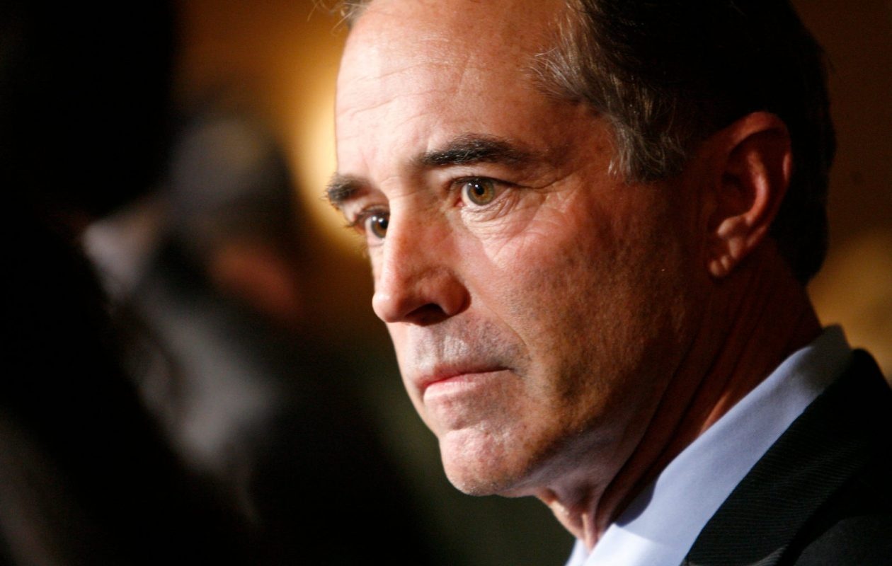 Rep. Chris Collins's family members face legal issues as a result of insider trading allegations. (Derek Gee/News file photo)