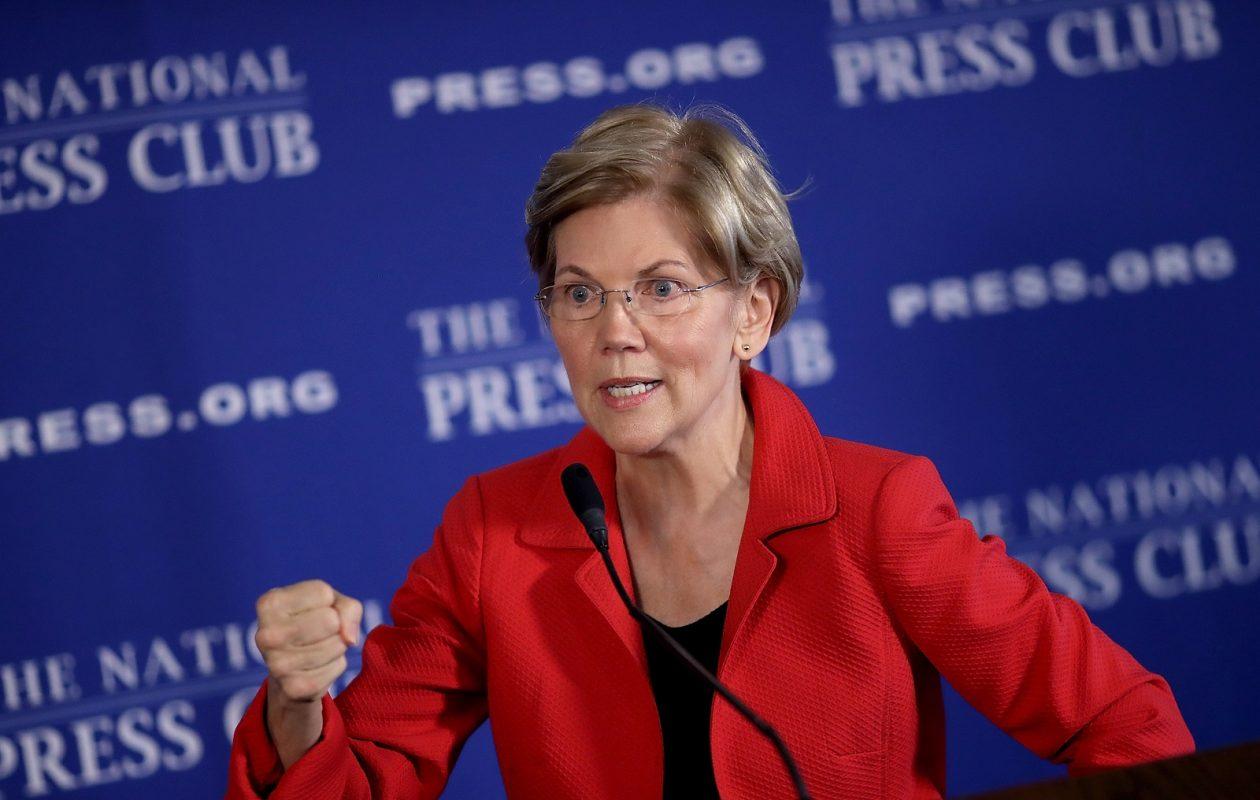 Sen. Elizabeth Warren (Getty Images)