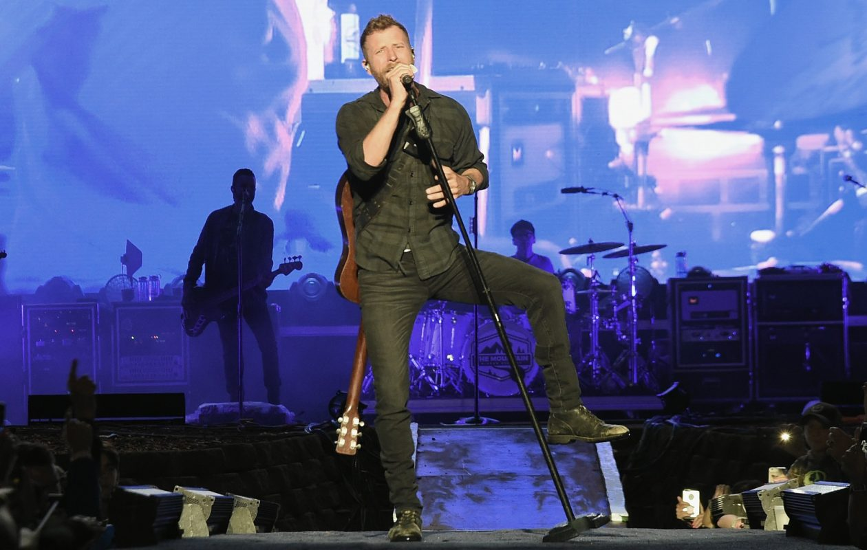 46a1b2db3a3c Dierks Bentley brings  The Mountain  to Darien Lake – The Buffalo News