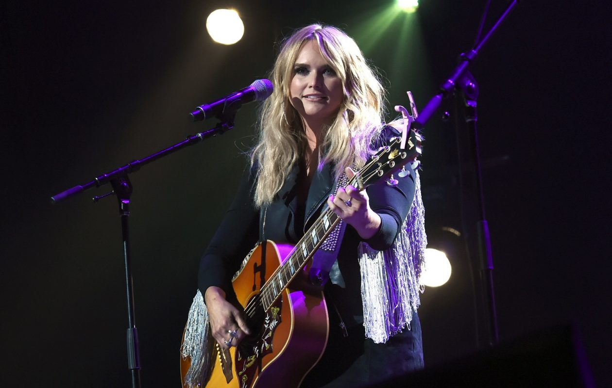 Miranda Lambert followed Little Big Town on stage at Darien Lake Amphitheatre on Thursday. She's pictured performing in San Antonio, Texas, in 2017. (Rick Diamond/Getty Images)