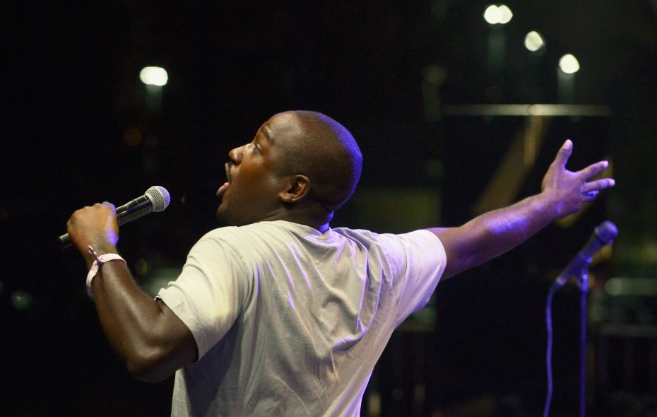 Hannibal Buress will perform multiple shows at Helium Comedy Club. (Getty Images)