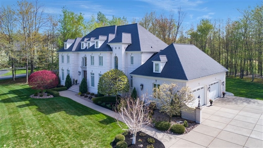 Delaware North's new chief information officer has bought a $1.24 million mansion in Clarence from one of the owners of Calvin's Furniture. The 5,576-square-foot home has five bedrooms, four full and two half bathrooms, four gas fireplaces and attached and detached garages with six total spaces.