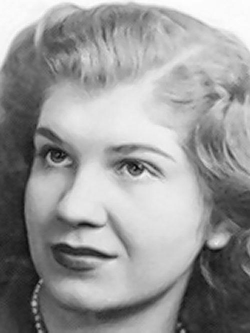 PAWLOWSKI, Rita F. (Gluszak)