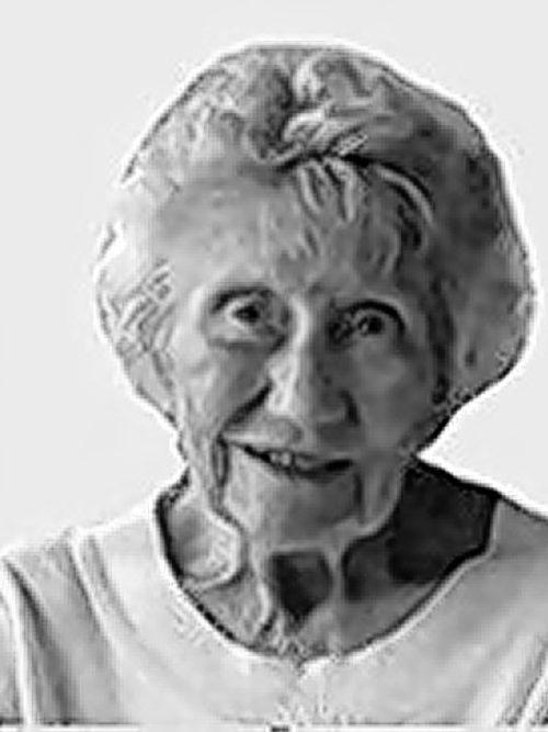 BALL, Shirley A. (Christen)