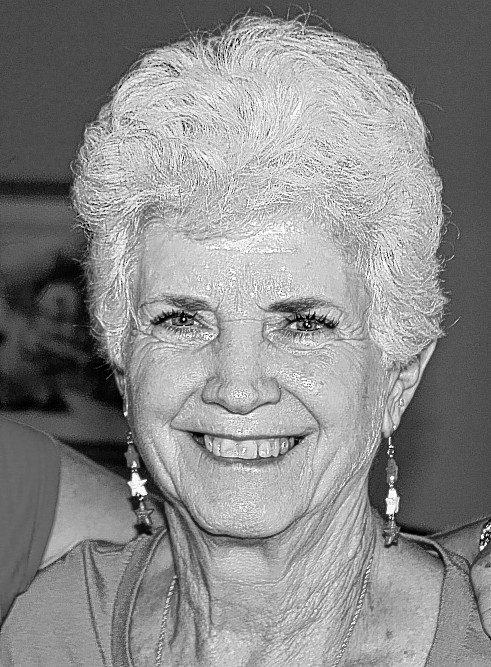 KRIER, Marilyn Rose (Weber)