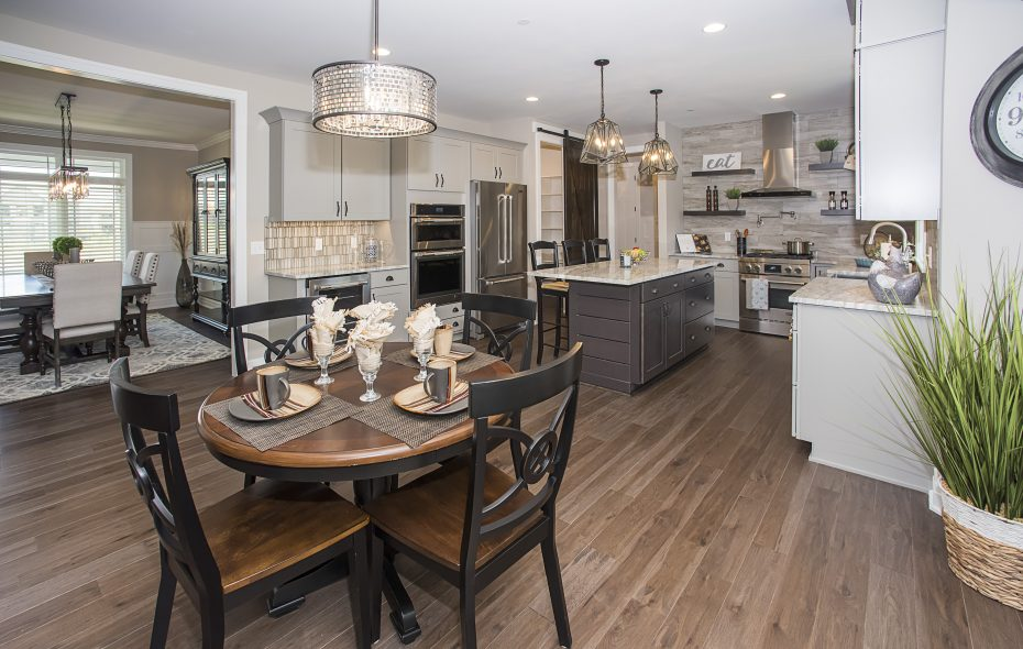 Regency Builders introduces its new 'Westchester' model in Amherst