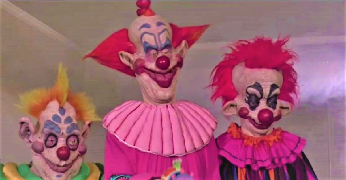 'Attack of the Killer Klowns' opens the new season of 'Thursday Night Terrors.'