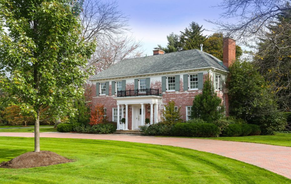 James and Joy Brandys recently sold their LeBrun Road home, which housed their extensive art collection, for $985,000. (Donald Dannecker/Izon Productions)